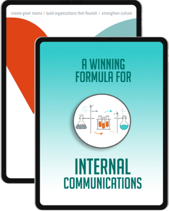 A Winning Formula for Internal Communications